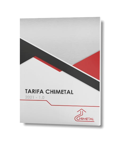 CHIMETAL-TARIFA