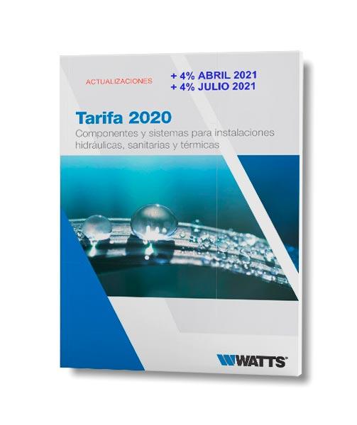 TARIFA WATTS